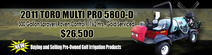GROUNDSMASTER 360, 4 W/D 2012 LOW HOURS, $15,900